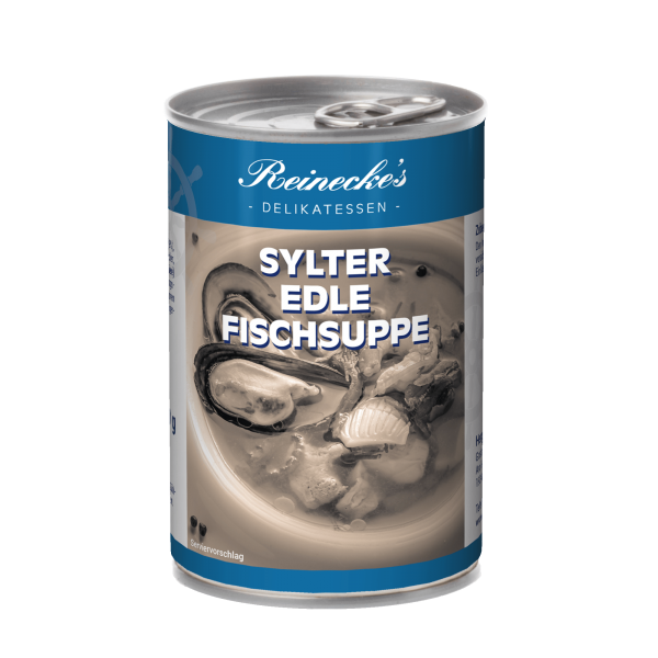 Reineckes Delikatess-Konerven GmbH_Sylter Edle Fischsuppe_Suppe