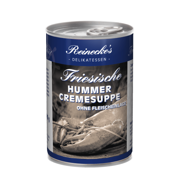 Friesische Hummercremesuppe