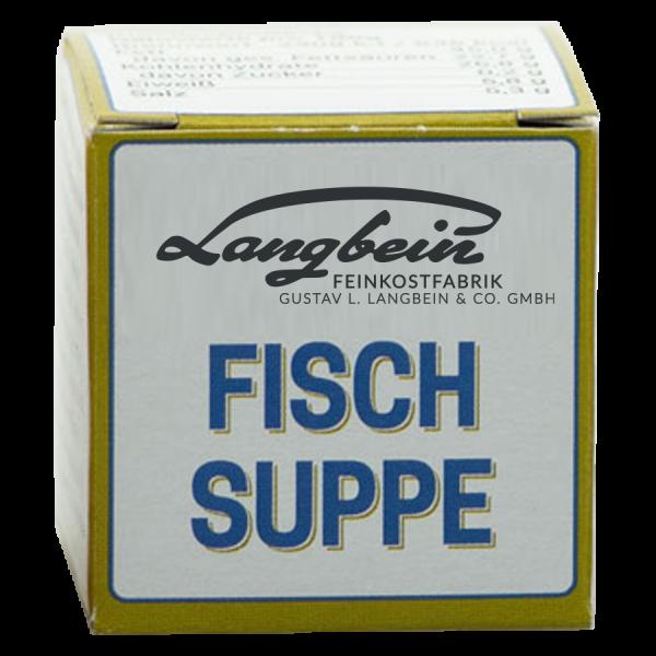 Fischsuppenpaste-Würfel